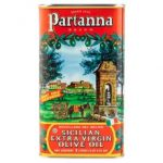 Partanna Extra Virgin Olive Oil - Best Pure Olive Oil for Cooking