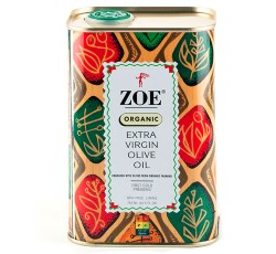 Zoe Organic Extra Virgin Olive Oil – Best Tasting Olive Oil for Cooking