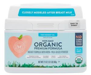 Honest Company Premium Organic Infant Formula Review