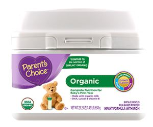 Parents Choice Organic Baby Formula Review
